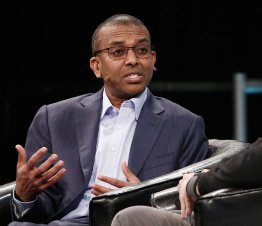 Ismail Ahmed, who founded the UK fintech company WorldRemit, is the current chief executive