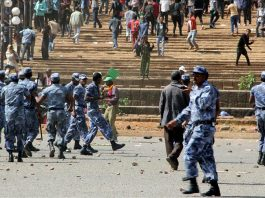 Clashes kill 20, displace thousands in western Ethiopia file photo