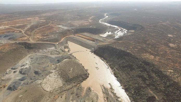 Turkey halfway through dam construction in Djibouti