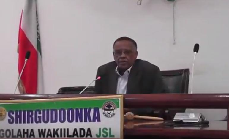 Bashe Mohamed Farah: Somaliland Parliamentary Speaker
