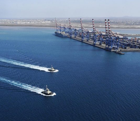 The region needs more ports, and there's a race to build and control them.