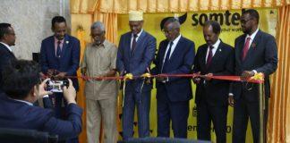 SOMTEL-SOMALIA floats public shares, launches eDahab, fast Internet
