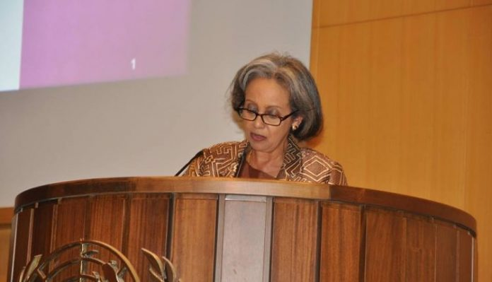 President Sahlework Urges Women To Play Leading Role For Success Of Nationwide Reform
