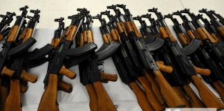 Police Seize 50 Kalashnikov Rifles In Debre Berhan