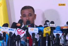 Attorney General Berhanu Tsegaye told local journalists today the detention comes after five months of investigation