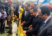 Ethiopian PM inaugurates the Tibebe Ghion Specialized Hospital in Bahir Dar City