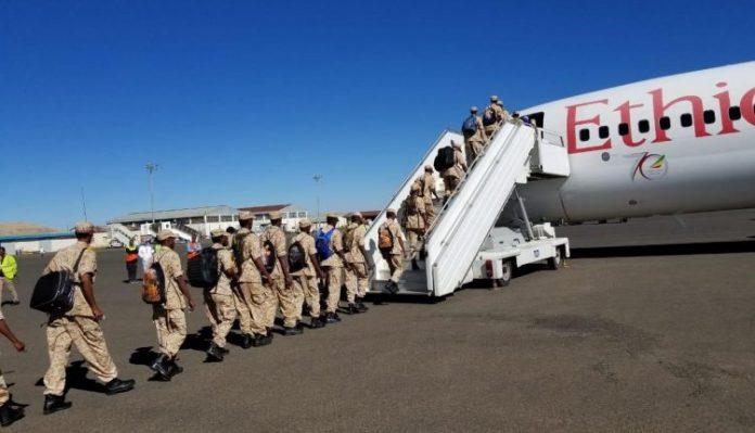 ONLF Forces Return To Ethiopia