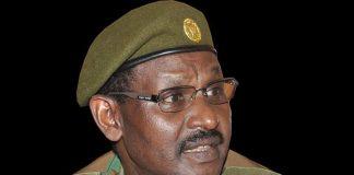General Berhanu Jula Deputy Chief of Staff of the Ethiopian Armed Forces.