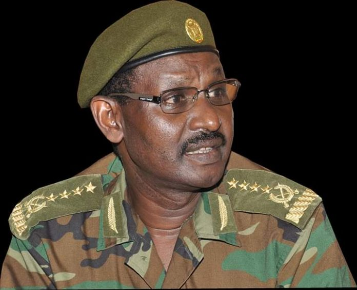 General Berhanu Jula Deputy Chief of Staff of the Ethiopian Armed Forces.