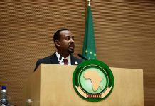 Ethiopian PM announces visa on arrival for all Africans at the opening 11th Extraordinary Session of the Assembly of the African Union