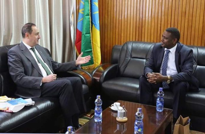 Turkey is Ethiopia's Key Economic Partner-Ethiopia State FM