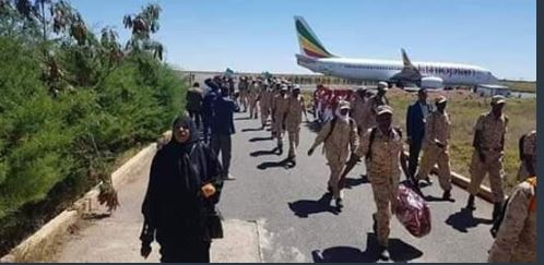 ONLF Forces Return To Ethiopia