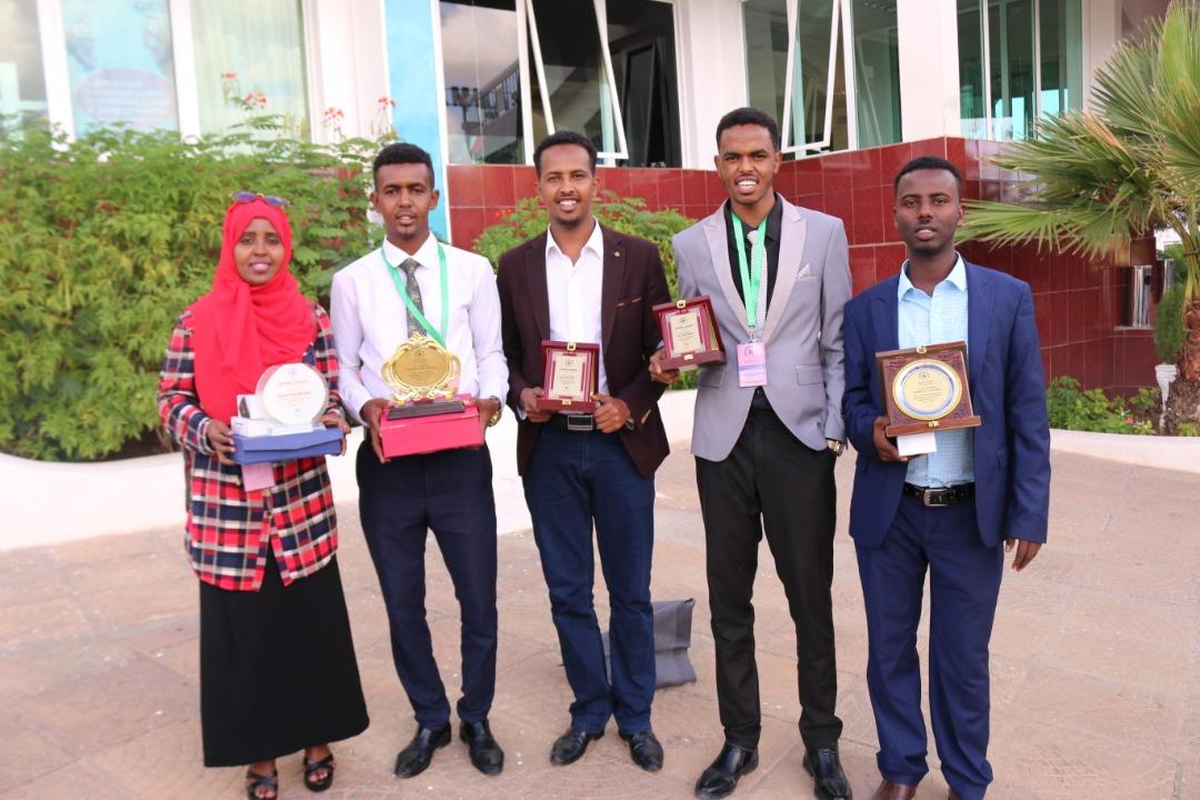 Awke media award winners