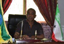 Brigadier General Berhe Tesfey, former head of the Ethiopian mission based in Hargeisa