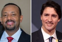 PM Dr Abiy Holds Phone Talks With Canadian Prime Minister
