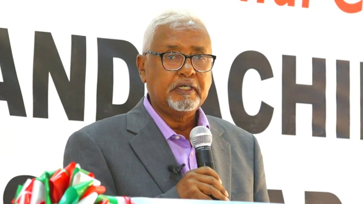 Jirdeh:  Somaliland government must release resources for disputed territories