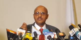 Ethiopian group CEO Tewolde Gebremariam today responded to questions raised by journalists about the company.
