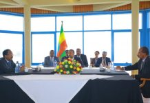 A Joint Statement from the Leaders of Ethiopia, Somalia and Eritrea.