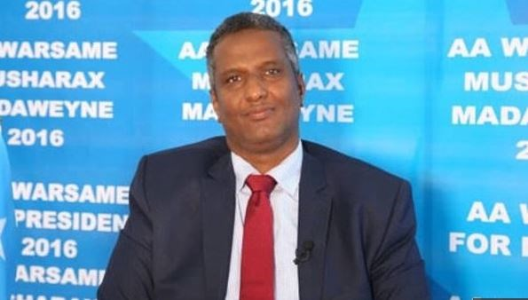 Self-exiled Somali opposition leader Abdirahman Abdishakur Warsame has said he plans to return to Mogadishu this month to mark the first anniversary of his arrest.
