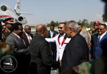Sudan, Djibouti Presidents Arrives In Ethiopia Today