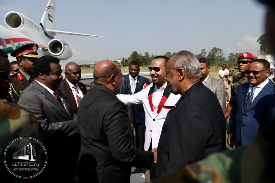 Sudan, Djibouti Presidents Arrives In Ethiopia Today