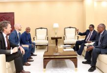 President Bihi Receives Head of ICRC Delegation