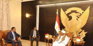 Dr. Workneh Delivers Premier's Message to President Omar al-Bashir of Sudan