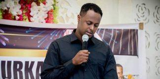 The Somalilandpolice arrested thepoet Abdirahman Abees in Hargeisa
