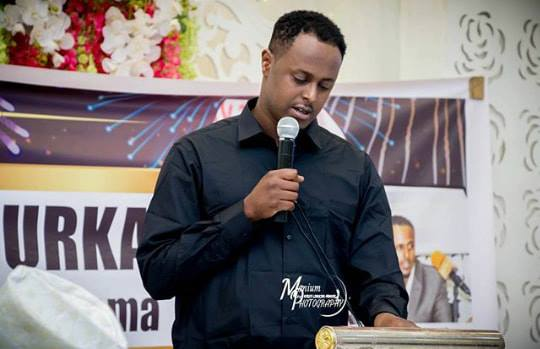 The Somaliland police arrested the poet Abdirahman Abees in Hargeisa