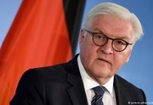 The Federal President of the Federal Republic of Germany Frank-Walter Steinmeier will make a three-day official visit to Ethiopia at the end of this month.