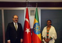 Ethiopia, Turkey Agree to Strengthen Cooperation in Culture & Tourism