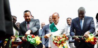 Ethiopia PM Dr Abiy Ahmed Inaugurates Addis Ababa Bole International Airport Expansion