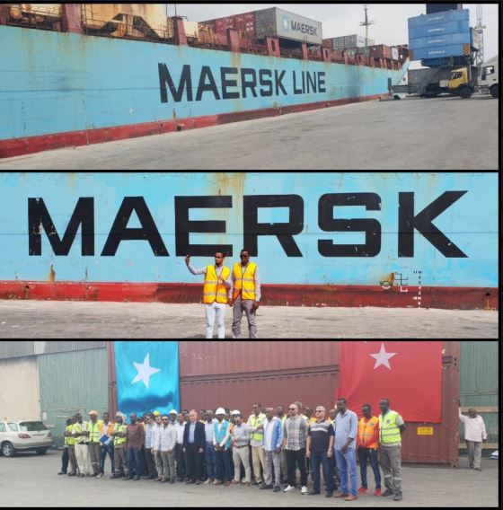 Maersk to reestablish operations at Mogadishu Port