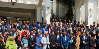 The Heritage Institute for Policy Studies' Annual Forum for Ideas Djibouti, 18 – 22 December 2017