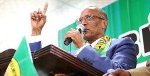 President Bihi from Google Images