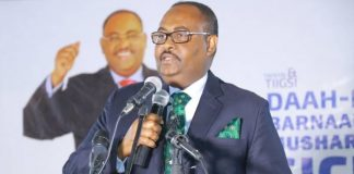 Said Abdullahi Deni, a former minister of planning in Somalia,was on Wednesday elected President of the semi-autonomous Puntland region,