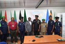 Ghana is set to deploy to Somalia, a contingent of 160 police personnel from the country's Formed Police Unit (FPU).