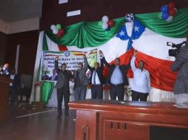 Ethiopia:ONLF disarmed 1,740 of its armed members