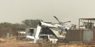 Ethiopian military Helicopter crash ten passengers injured with three in critical condition