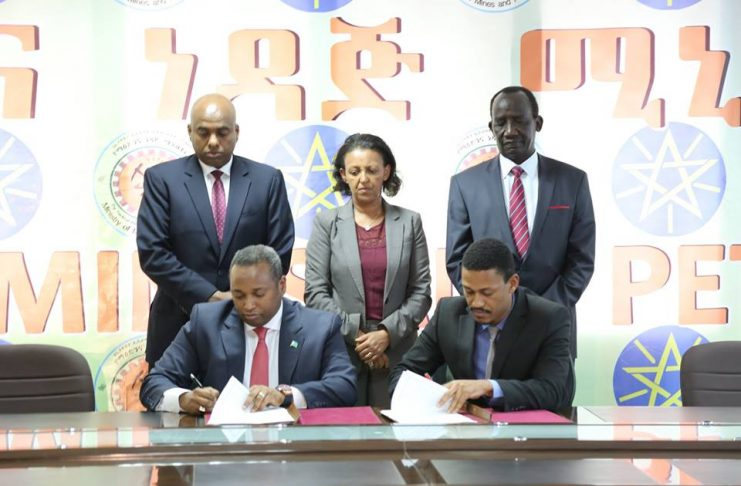 Ethiopia, Djibouti Sign Agreement for the Construction of a Pipeline Project