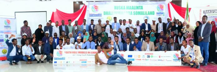 Sonyo Celebrates Somaliland National Youth Day
