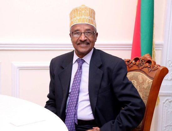 Osman Saleh, Eritrea Foreign Minister