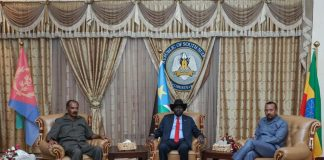Joint Statement by the Leaders of Ethiopia,Eritrea and South Sudan