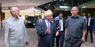 Somaliland President hosts state dinner in honor of Eritrean delegation