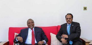 Somalia and Kenya agreed to restore diplomatic relations