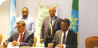 Ethiopia, Somalia signed cross border animal disease control, livestock trade