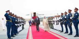 Somaliland President in the UAE on official trip aimed to bolster bilateral relations
