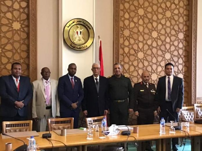 Somaliland,Egypt Keen on Enhancing Bilateral Relations