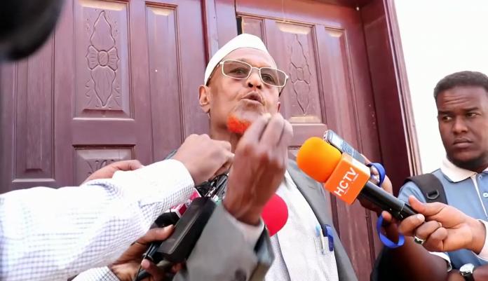 Guurti MP Hon. Mohammed Mohamud Yasin Deeg