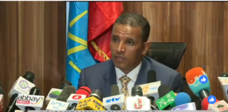 The federal Attorney General Berhanu Tsegaye told local media today that the police have detained 59 individuals suspected of embezzling millions from three public institutions.